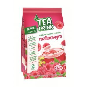 Чай Celiko зі смаком липи та малини 300г