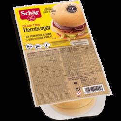 Булочки Dr.Schar для гамбургеров 300г,  Dr. Schär, Булочки