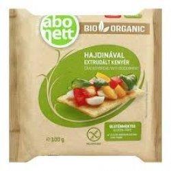 Хлебцы органические Abonett из гречневой муки 100г,  Abonett, Хлебцы