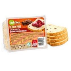 Хлеб Balviten сладкий с кусочками шоколада 100г,  Balviten, Хлеб