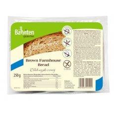 Хліб Balviten селянський темний 250г