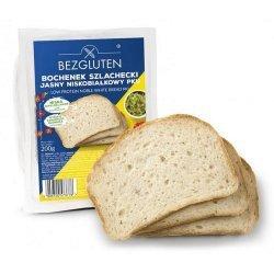 Хлеб Bezgluten белый дворянский PKU 200г,  Bezgluten, Хлеб