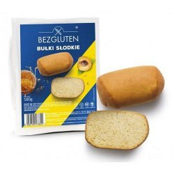 Булочки Bezgluten сладкие 180г,  Bezgluten, Булочки