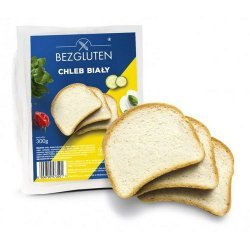 Хлеб Bezgluten белый 300г,  Bezgluten, Хлеб