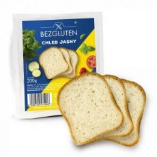 Хліб Bezgluten білий 200г