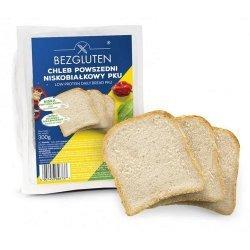 Хлеб Bezgluten повседневный PKU 300г,  Bezgluten, Хлебобулочные изделия