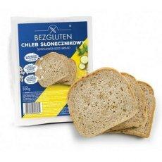 Хліб Bezgluten з насінням соняшника 300г
