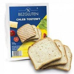 Хлеб Bezgluten тостовый 300г,  Bezgluten, Хлеб