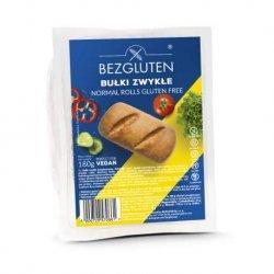 Булочки Bezgluten классические 180г,  Bezgluten, Хлебобулочные изделия