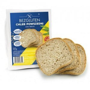 Хлеб Bezgluten повседневный 300г