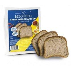 Хлеб Bezgluten крупнозерновой 300г,  Bezgluten, Хлеб