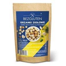 Гренки Bezgluten для супа с зеленью 100г