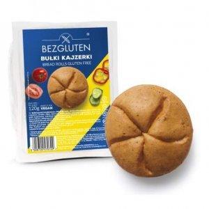 Булочки Bezgluten кайзерки 120г