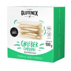 Хлебцы Glutenex кукурузно-рисовые PKU 100г