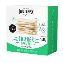 Хлебцы Glutenex кукурузно-рисовые PKU 100г,  Glutenex, Хлебцы