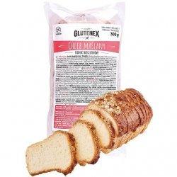 Хлеб Glutenex масляный 300г,  Glutenex, Хлеб