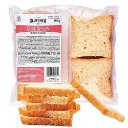 Хлеб Glutenex тостовый 300г,  Glutenex, Хлеб