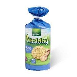 Хлебцы Gullon рисовые 130г,  Gullon, Хлебцы