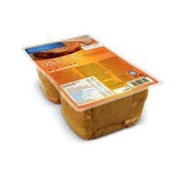 Хлеб  Mevalia темный деревенский PKU 400г,  Mevalia, Хлебобулочные изделия