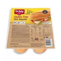 Мини-багеты Dr.Schar для выпечки 150г,  Dr. Schär, Булочки