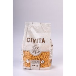 Макароны Civita рожки 450г,  Civita, Макароны