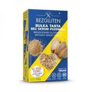 Сухари Bezgluten панировочные без пшеничного крахмала 400г