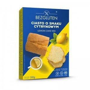 Смесь Bezgluten для выпечки лимонного торта 300г