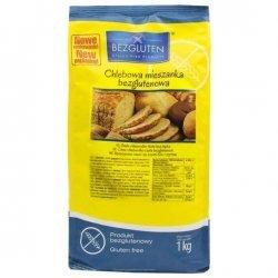 Смесь Bezgluten для выпечки хлеба 1кг,  Bezgluten, Мука и смеси для выпечки