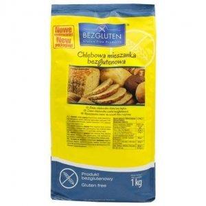 Суміш Bezgluten для випічки хліба 1кг