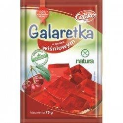 Желе Celiko вишневое 75г,  Celiko, Желе, кисели, пудинги