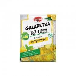 Желе Celiko лимонное DIA 14г,  Celiko, Кондитерские изделия