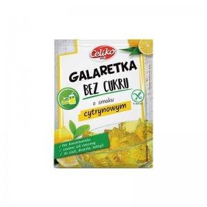 Желе Celiko лимонное DIA 14г