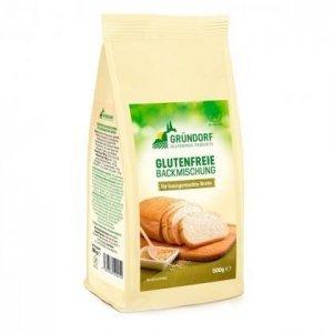 Суміш Grundorf для випічки домашнього хліба 500г