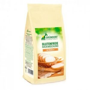 Смесь Grundorf для выпечки белого хлеба 500г