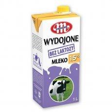Молоко Mlekovita без лактозы 1,5% 1л