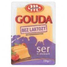 Сыр Mlekovita гавда без лактозы 150г