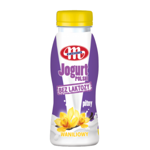 Йогурт Mlekovita питьевой ванильный 250мл