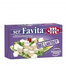 Сыр Mlekovita соленый без лактозы 270г