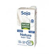 Молоко органічне Natur Green соєве без цукру 1л