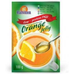 Кисель Balviten апельсиновый PKU 100г,  Balviten, Желе, кисели, пудинги