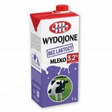 Молоко Mlekovita без лактозы 3,2% 1л