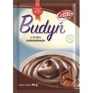 Суміш Celiko для пудингу шоколадного 46г