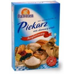 Смесь Balviten для выпечки хлеба 500г,  Balviten, Мука и смеси для выпечки