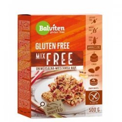 Смесь Balviten универсальная для выпечки 500г,  Balviten, Мука и смеси для выпечки