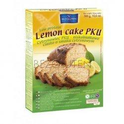 Смесь Bezgluten для выпечки лимонного торта PKU 300г,  Bezgluten, Мука и смеси
