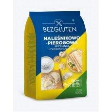 Смесь Bezgluten для блинчиков, макарон, вареников PKU 500г