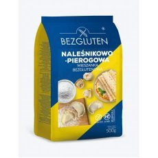 Смесь Bezgluten для блинчиков, макарон, вареников 500г