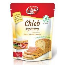 Смесь Celiko для выпечки рисового хлеба 400г,  Celiko, Смеси