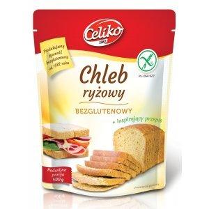 Смесь Celiko для выпечки рисового хлеба 400г