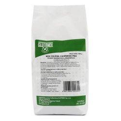 Смесь Glutenex для выпечки чорного хлеба PKU 500г,  Glutenex, Мука и смеси